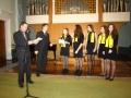Під час нагородження, Біла Церква - 2012р.