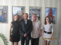 Представники команди РЕПЛ з В.Т.Машікою
